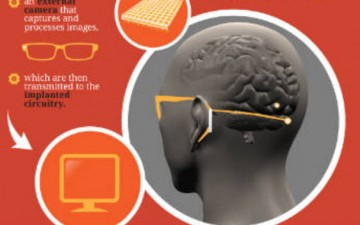 Bionic eyes and bringing artificial vision into focus (Infographic)