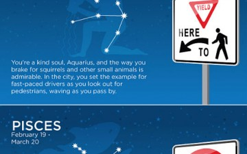 What's Your Sign? (Infographic)